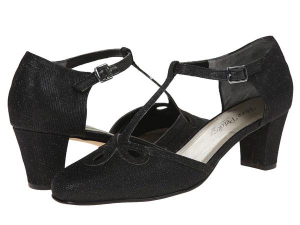 Beston Apollo-WW (Women's) Shoes in Cognac Faux Leather